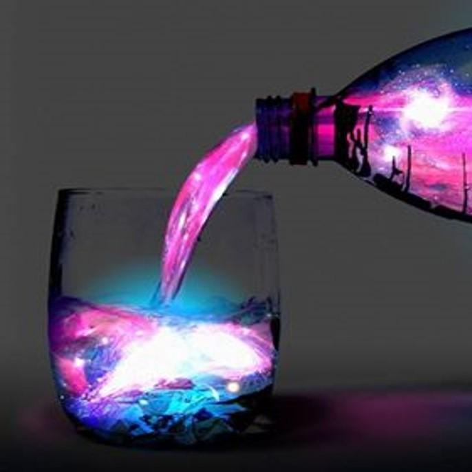 לראות את חצי הכוס המלאה