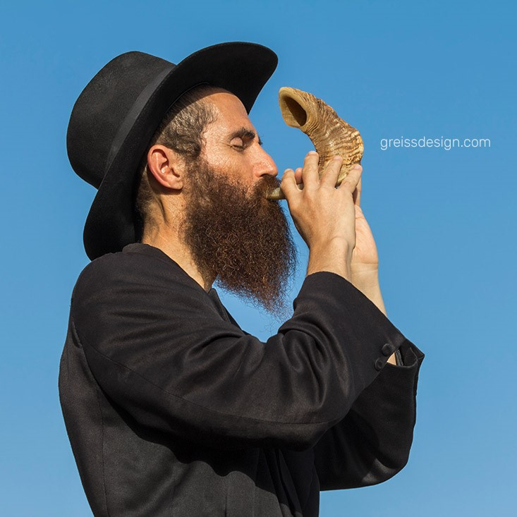 Man-Rabi-Shofar-Rosh-Hashana