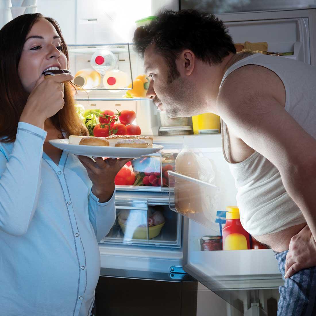 הרשמה לסדנה צאי מהמקרר להורדה במשקל מאת מאירה דהן מאמנת אישית