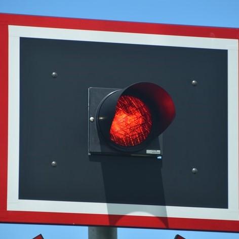 אור אדום זוהר